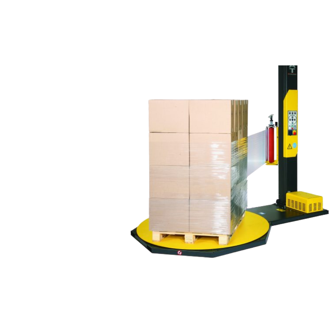 info Pallet Wrapping Machine