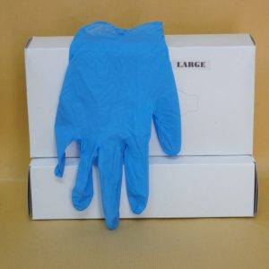 Nitrile Glove(Blue)